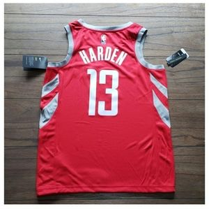 Authentic Rockets James Harden Jersey